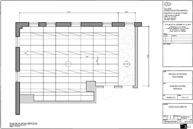 projets d architecture g design