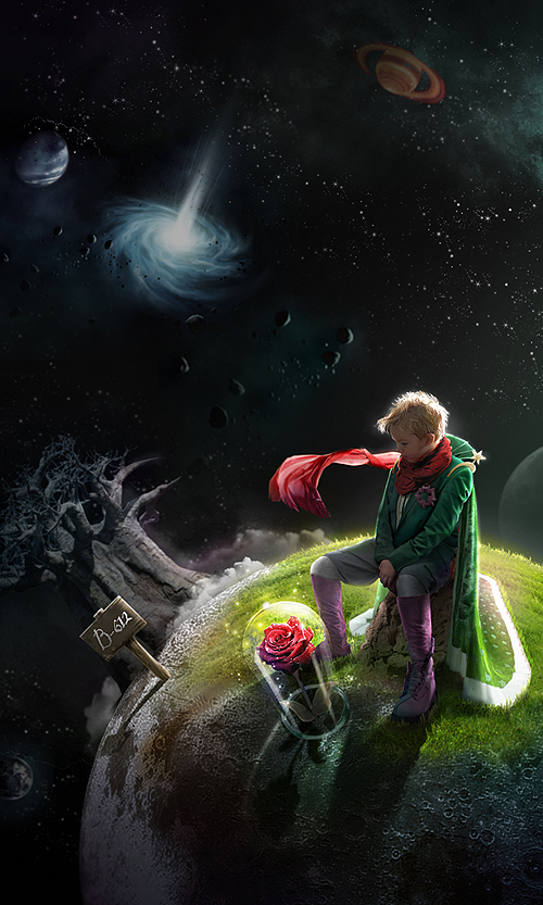Le Petit Prince 어린왕자 Abubu