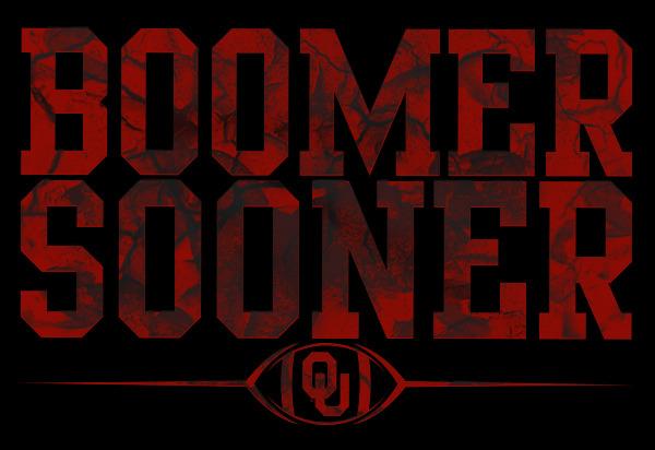 The University Of Oklahoma Football Phresh Design