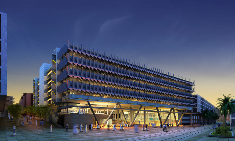What Makes Siemens HQ In Masdar The Most Sustainable